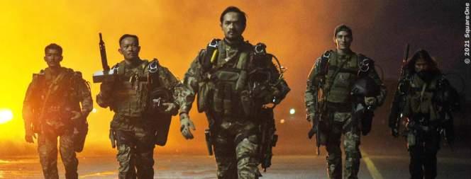 """The Raid"" meets ""Dredd"": Trailer zu ""Foxtrot Six"""