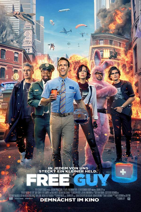 Free Guy - Film 2021