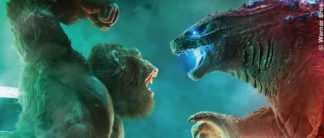 """""""Godzilla vs. Kong"""" auf 4K Ultra HD, Blu-ray, DVD und als Download - News 2021"""