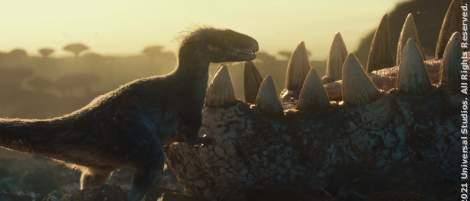 Jurassic World 3: Neues Dino-Bild macht Wissenschaftler glücklich - News 2021