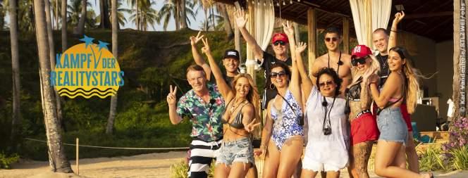 Kampf der Realitystars: Neue Promis in Folge 2.2