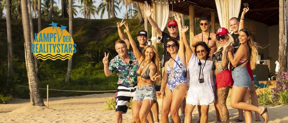 Kampf der Realitystars Staffel 2: Neue Skandal-Promis in Folge 2