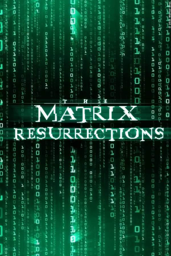 Matrix 4 Resurrections - Film 2021