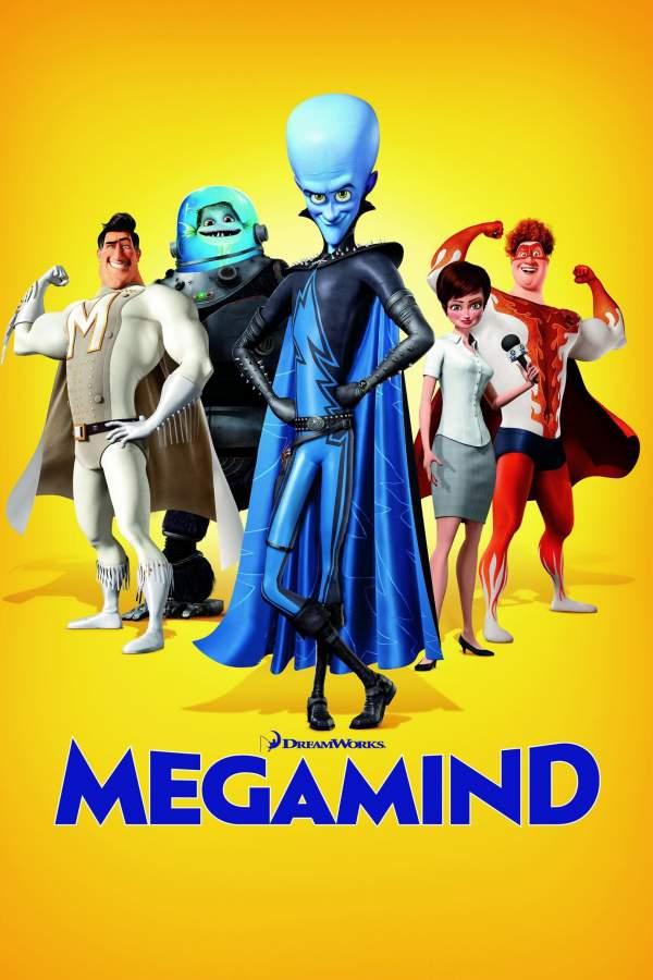 Megamind - Film 2010