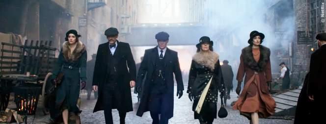 Peaky Blinders: Abgesetzt mit Spielfilm als Finale