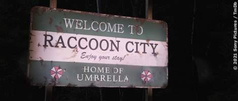 """Erste Bilder zum Reboot von """"Resident Evil"""" versprechen Horror-Schlacht in Raccoon City - News 2021"""