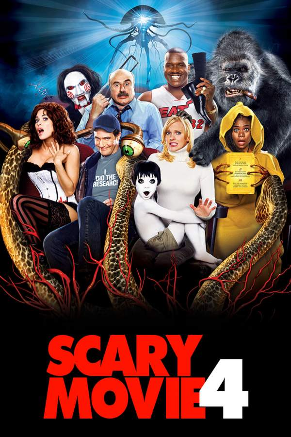 Scary Movie 4 - Film 2006