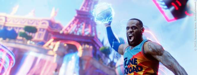 Space Jam 2 Trailer mit LeBron James und Bugs Bunny