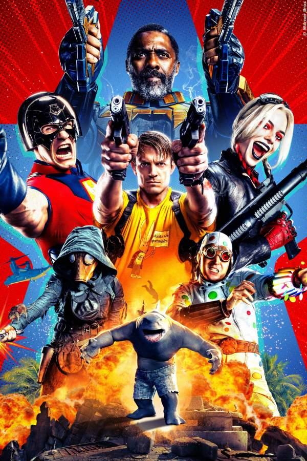 The Suicide Squad - Film 2021