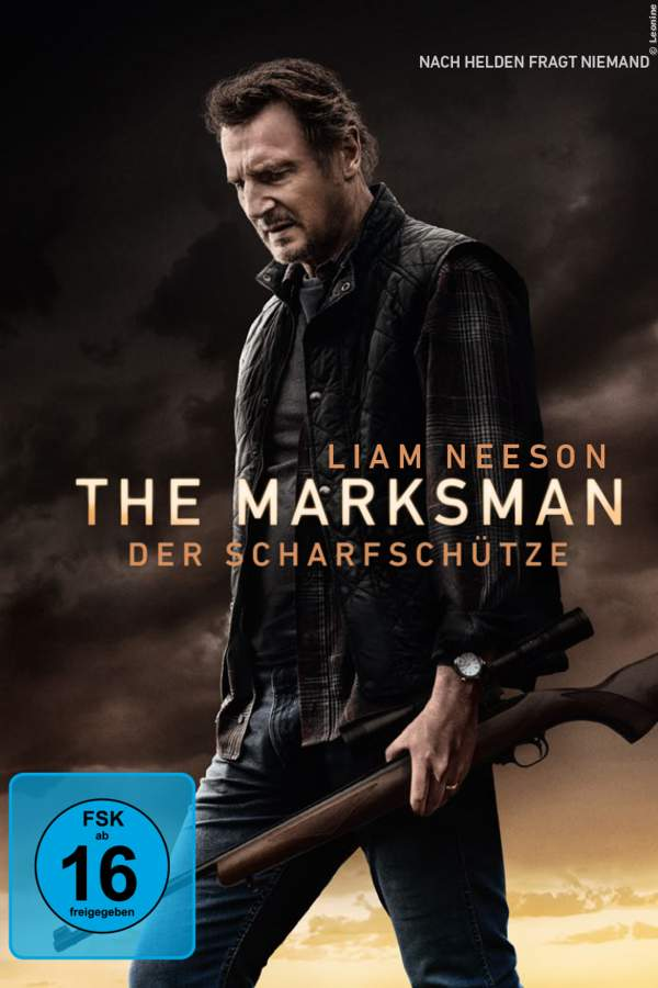 The Marksman - Der Scharfschütze - Film 2021