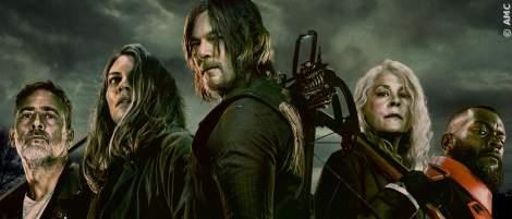 """""""The Walking Dead"""": So seht ihr Staffel 11 noch vor Disney Plus-Kunden - News 2021"""