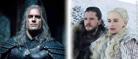 """The Witcher: Der """"Game Of Thrones""""-Fluch wartet auf die Netflix-Serie - News 2021"""