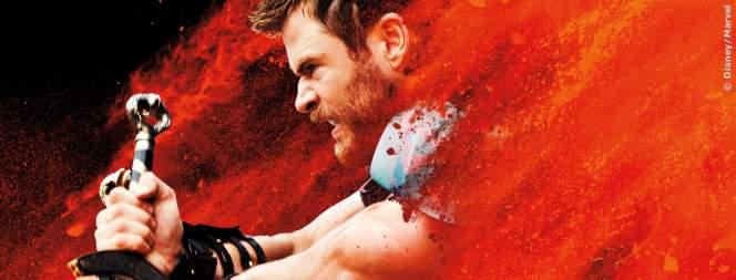 Thor 4: Hemsworth sieht fast aus wie Dwayne Johnson