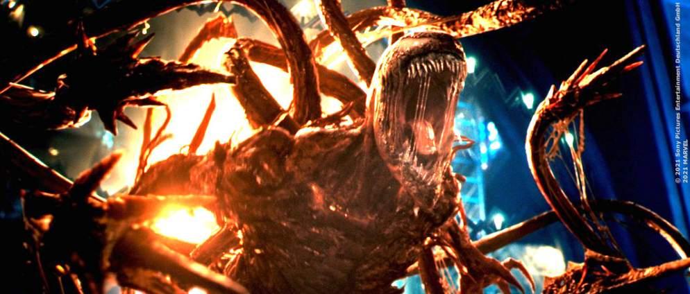 Venom 2 bricht Rekorde mit Filmstart in den USA