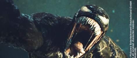 """""""Venom 2"""": Erste Zuschauer warnen Fans - News 2021"""