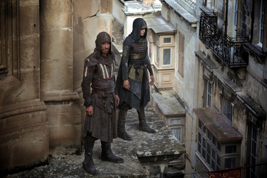Assassins Creed Making of: Die Welt von Aguilar - Bild 1 von 20