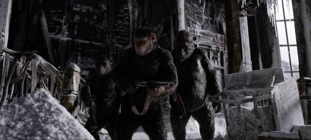Planet Der Affen 3: Survival Trailer - Bild 1 von 5