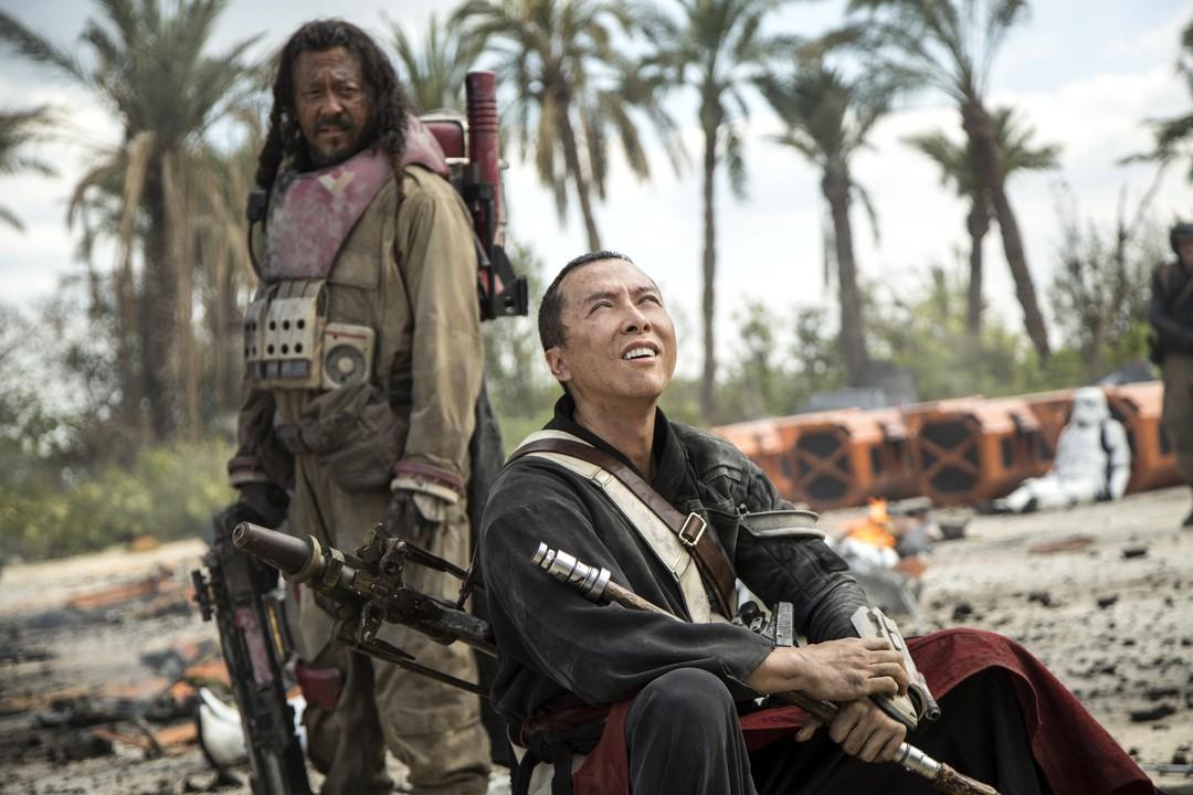 Star Wars Rogue One: Blu-ray Release und Bonusmaterial - Bild 1 von 84