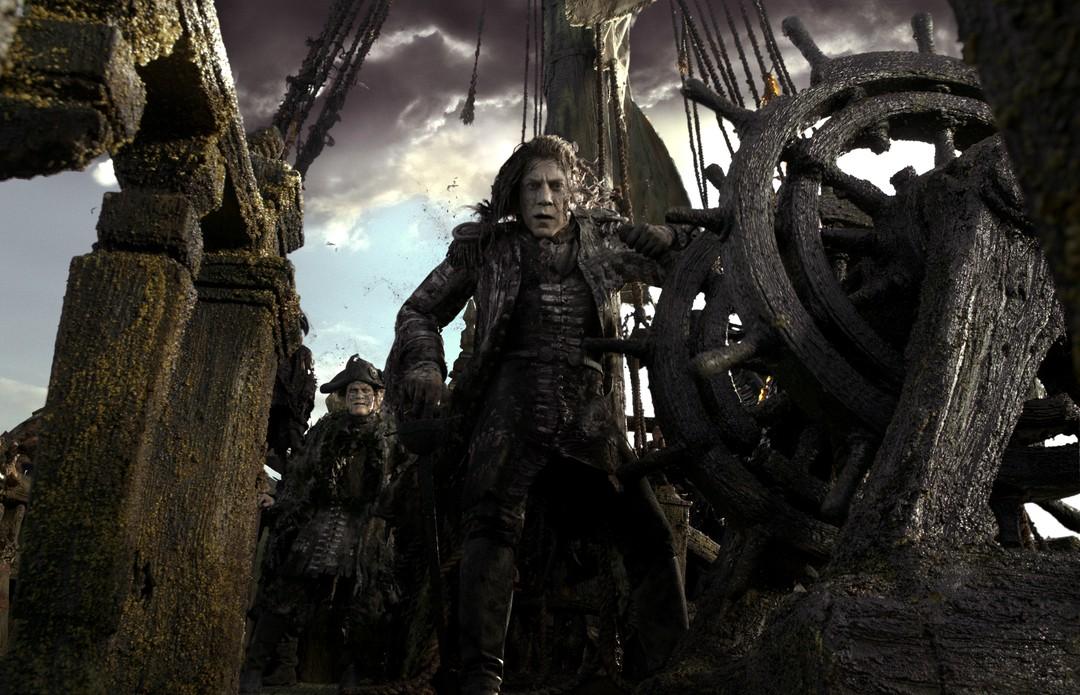 Pirates Of The Caribbean 5: Salazars Rache Trailer - Bild 1 von 18