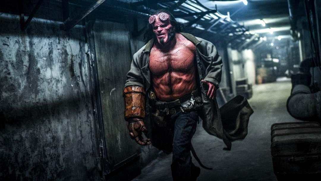 Hellboy Trailer - Bild 1 von 3
