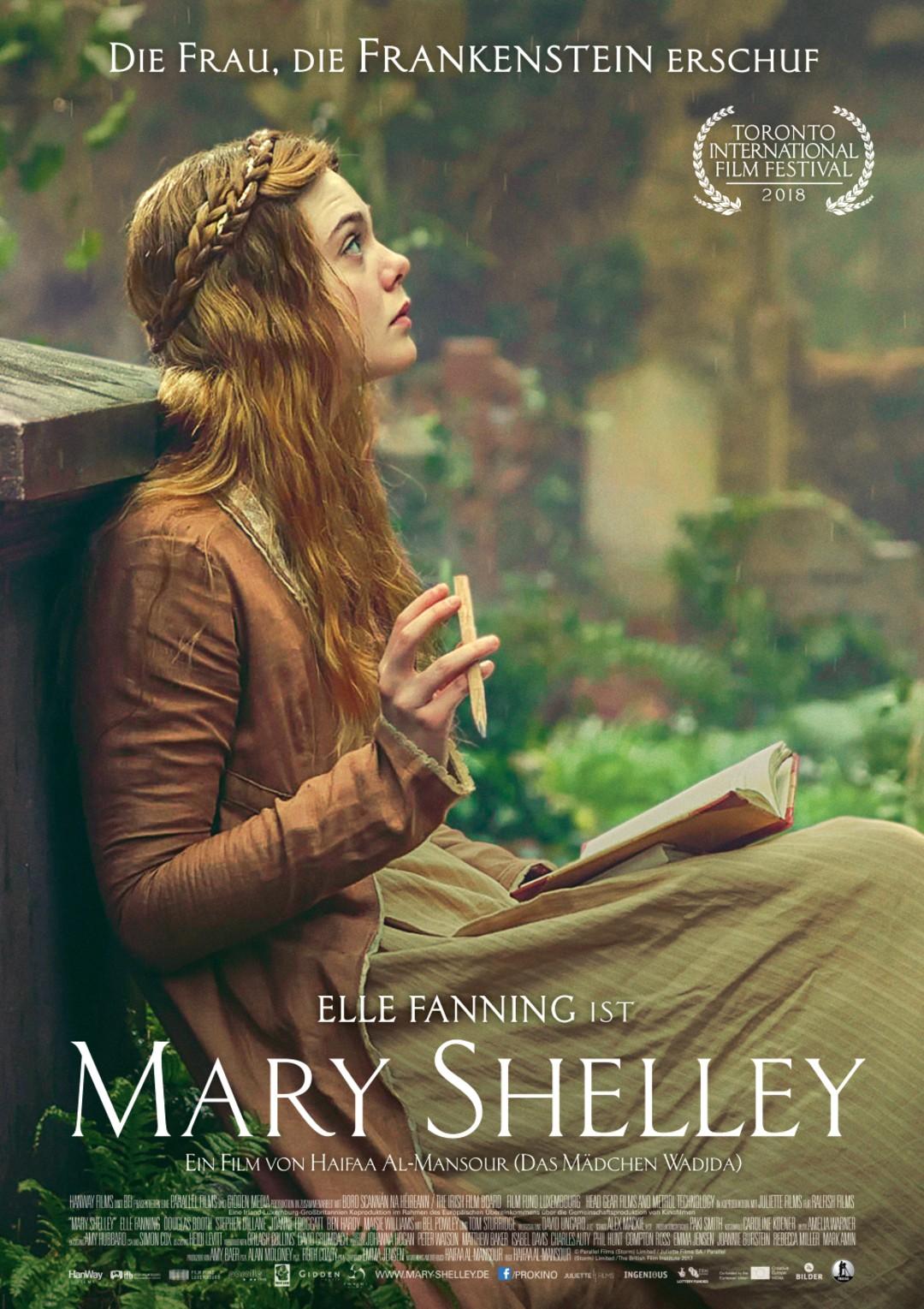 Mary Shelley Trailer - Bild 1 von 10