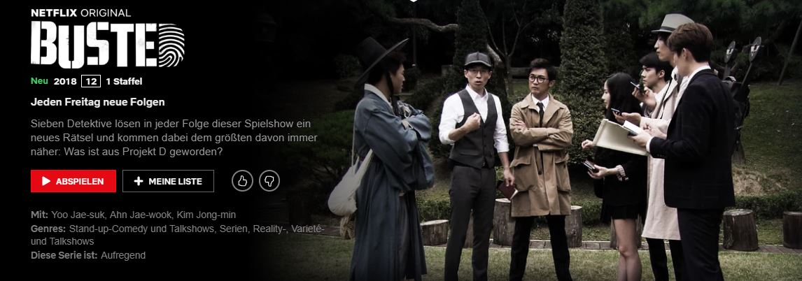 Diese 17 Filme und Serien sind neu bei Netflix - Bild 8 von 17
