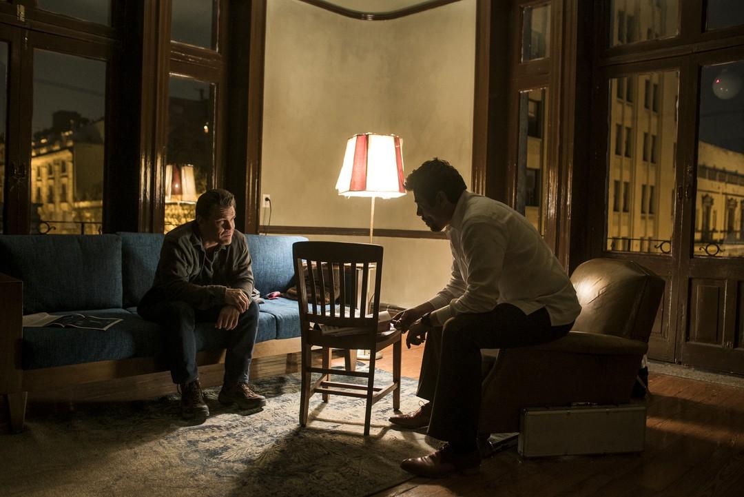 Benicio Del Toro im Haupttrailer zu Sicario 2 - Bild 5 von 6