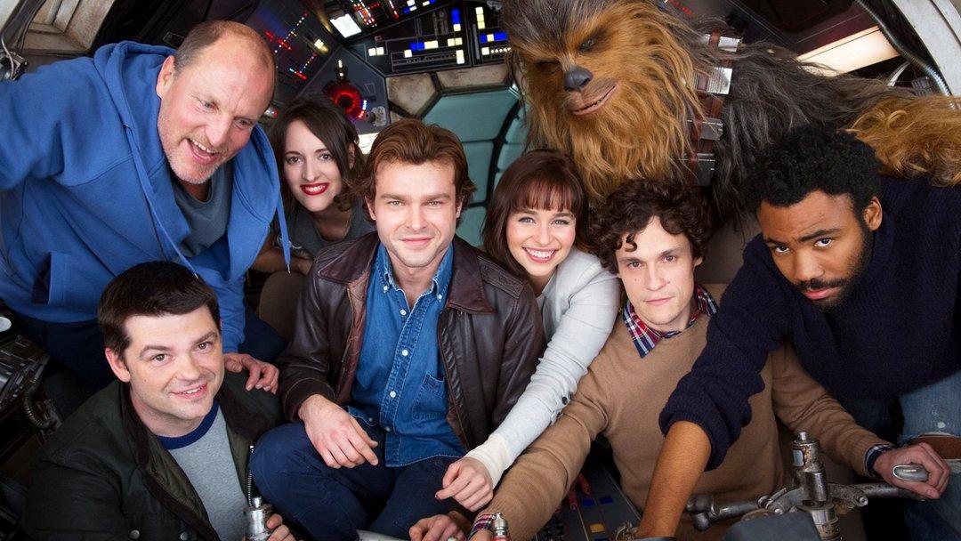 Star Wars Solo: Trailer zum Heimkino-Start - Bild 2 von 32