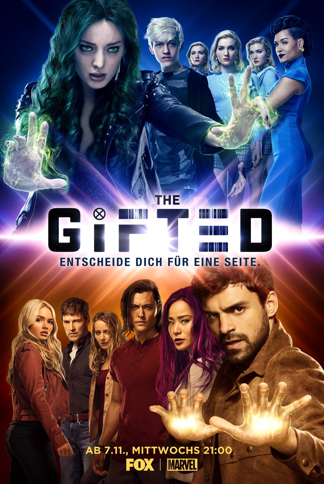 The Gifted- Staffel 2 Trailer - Bild 1 von 24