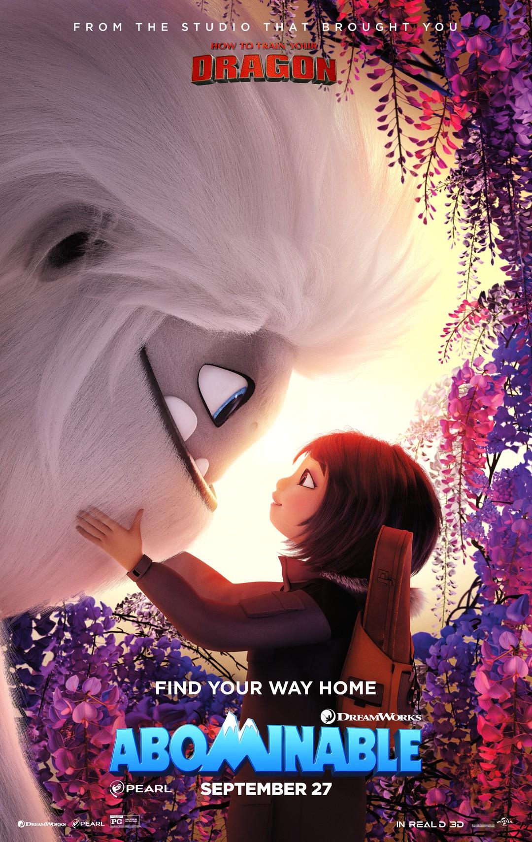 Everest - Ein Yeti Will Hoch Hinaus Trailer - Bild 1 von 2