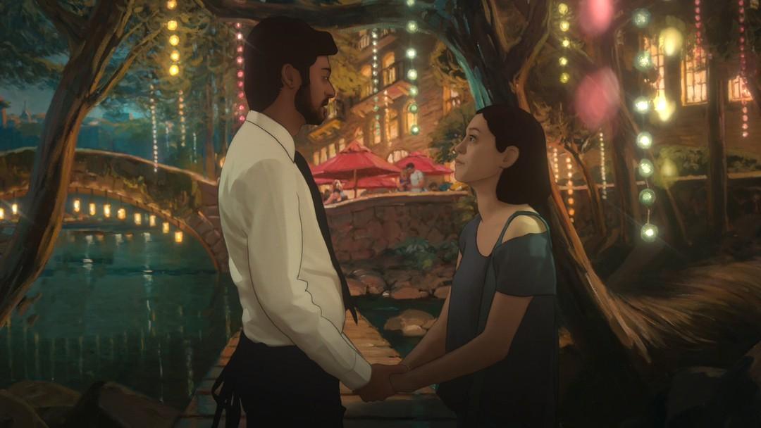Undone: Start der ersten Animationsserie für Erwachsene bei Amazon - Bild 1 von 34