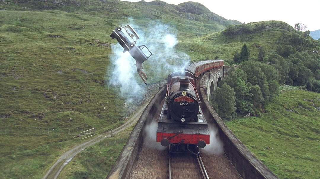 Harry Potter Und Die Kammer Des Schreckens Trailer - Bild 1 von 23
