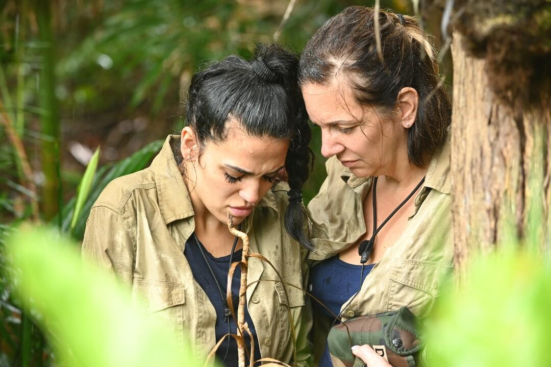 Dschungelcamp 2020: Tag 6 - Alle lästern über Danni - Bild 1 von 59