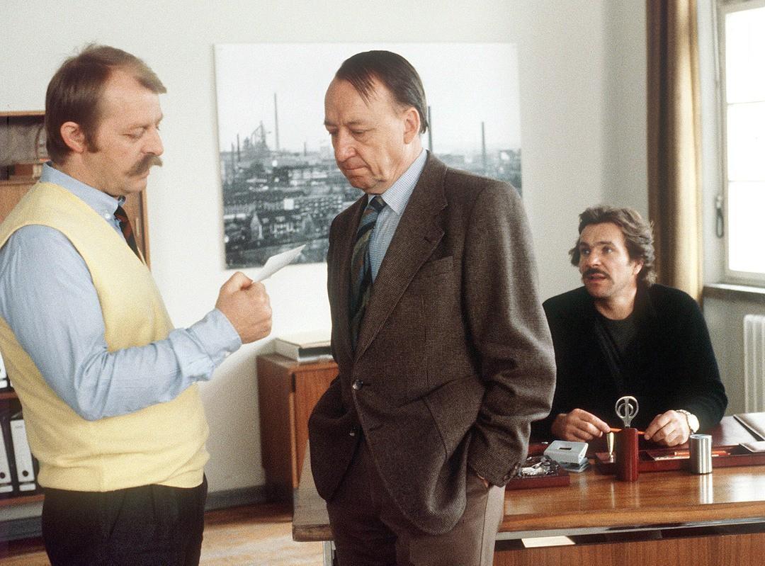 Schimanski zurück im Fernsehen: Tatort in HD - Bild 1 von 15