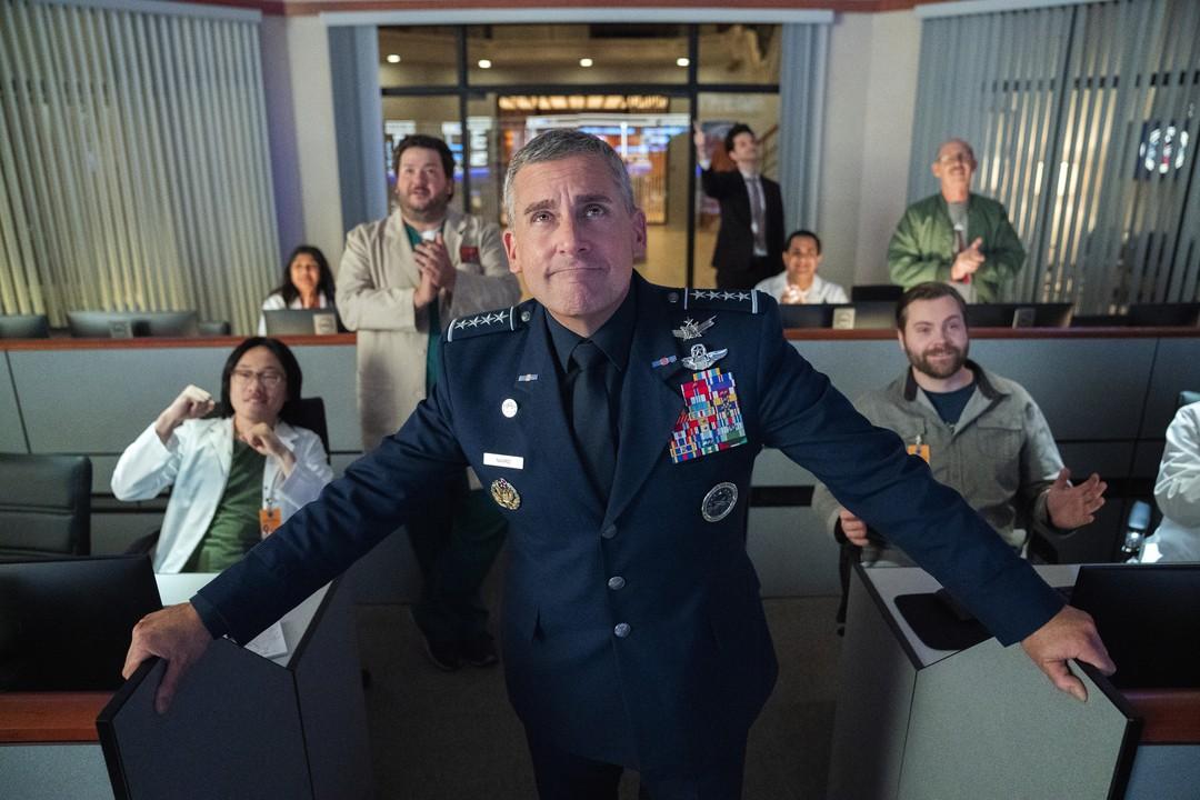 Space Force Trailer - Bild 1 von 1