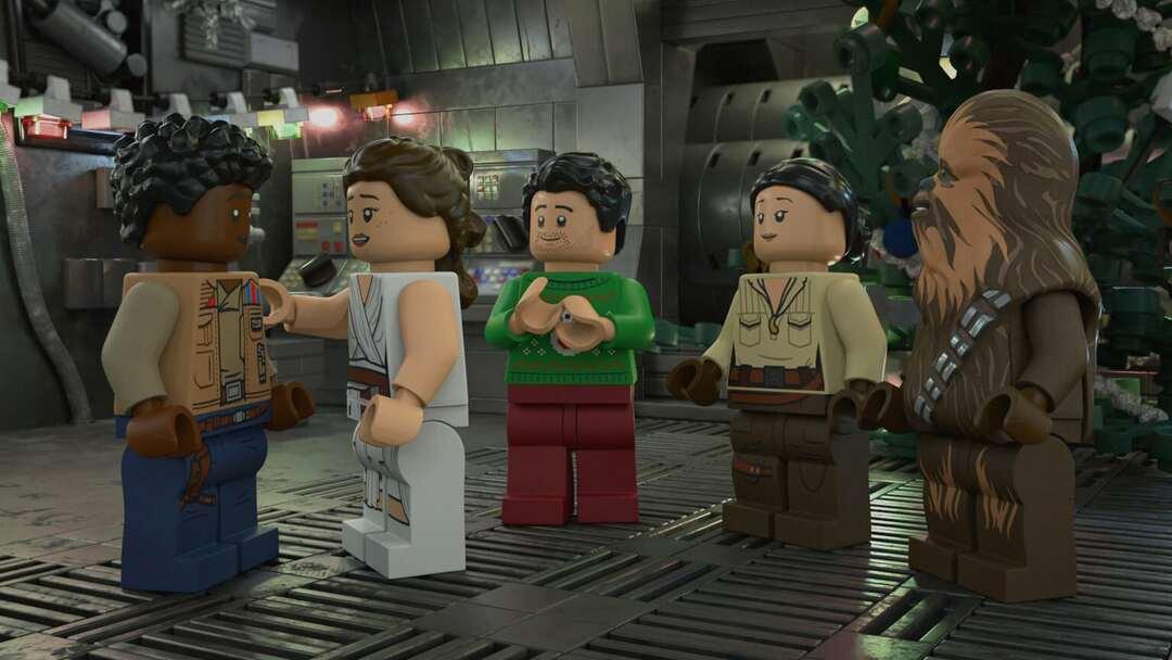 The Lego Star Wars Holiday Special Trailer - Bild 1 von 4