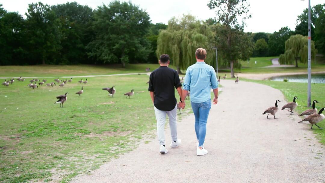 Wenn zwei Männer ein Kind wollen: Neue Doku bei TVNOW - Bild 1 von 4