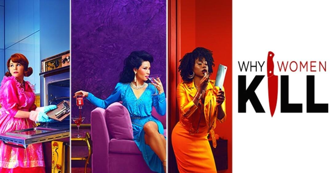Why Women Kill: Serie startet bei TVNOW - Bild 1 von 10