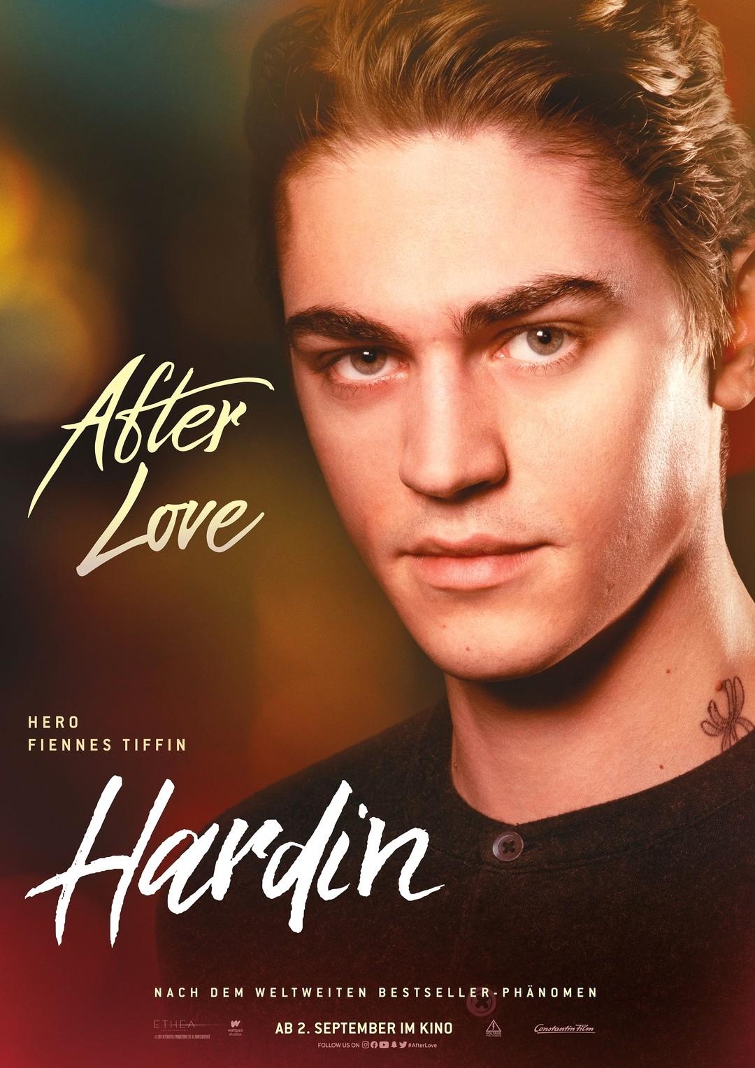 """Es knistert im Podcast mit den """"After Love""""-Stars Josefine Langford und Hero Fiennes Tiffin"""