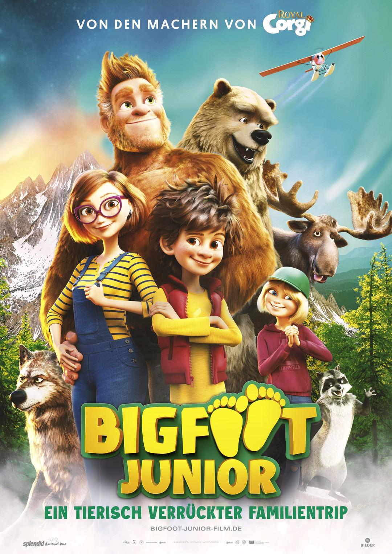 Bild zu Bigfoot Junior - Ein tierisch verrückter Familientrip