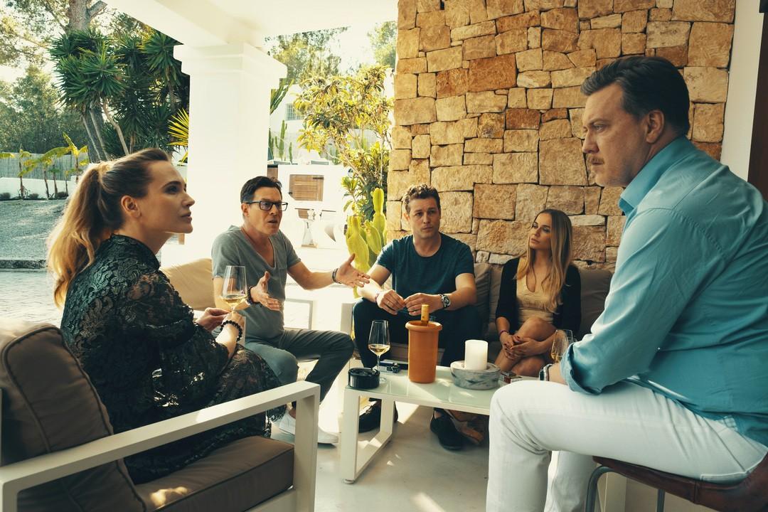 Bild zu Die Ibiza Affäre