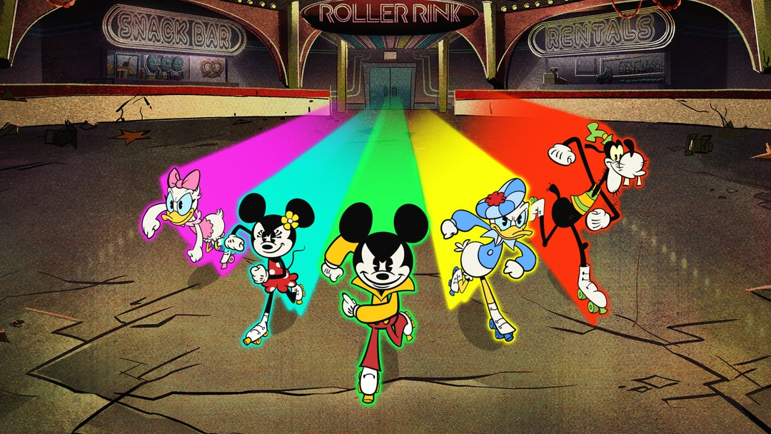 Bild zu Die wunderbare Welt von Micky Maus