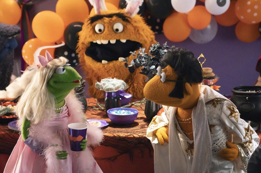 Bild zu Muppets Haunted Mansion